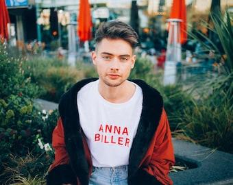 ANNA BILLER | T-Shirt