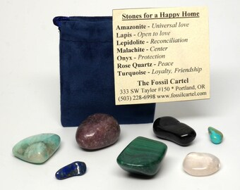 Stones For a Happy Home