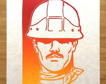Hombre: Construction Worker