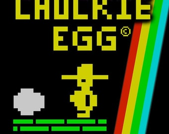 Chuckie Egg® - Signed Limited-Edition Collectors' Prints