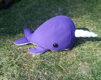 Made to Order Custom Narwhal Plushie