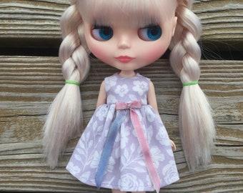 Spring Flower Blythe Dress