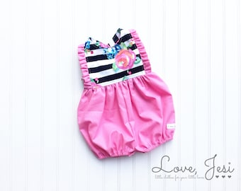 Baby Girls Romper, Toddler Girls Romper, Little Girls Romper, Newborn Girls Romper, Baby Girl Outfit, Toddler Summer Outfit, Baby Rompers