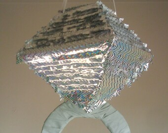 Diamond Ring Pinata for bridal shower, engagement party