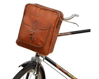 Gusti Leather ' Steffen W. ' Bicycle Bag shoulder bag