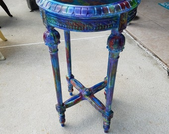 Carnival End Table