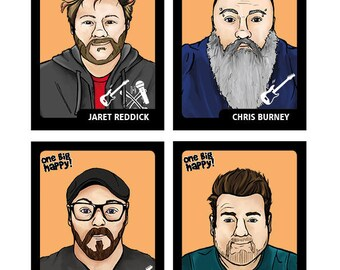 Bowling for Soup Trading Cards