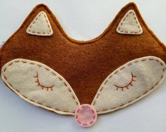 Fox Sleeping Mask