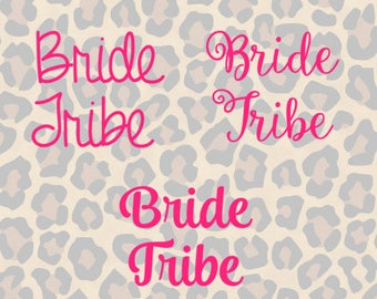 Bride Tribe 3 Pack!