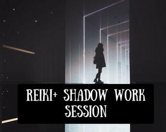 Reiki+ Shadow Work Session