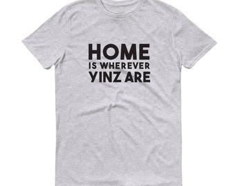 Yinz Shirt, Pittsburgh Shirt, Pittsburgh T-Shirt, Yinz T-Shirt, Yinzer Gifts, Yinzer Shirt, Pittsburghese, Burgh Shirt, Steelers Shirt