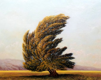 Original Painting, Oil Painting, Home Décor, Wall Décor, Fine Art Painting, Wall Art, Decorative Wall Art,  Canvas Painting, Landscape