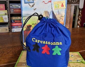 Carcassonne bag