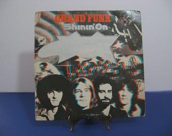 Grand Funk - Shinin' On - Circa 1974
