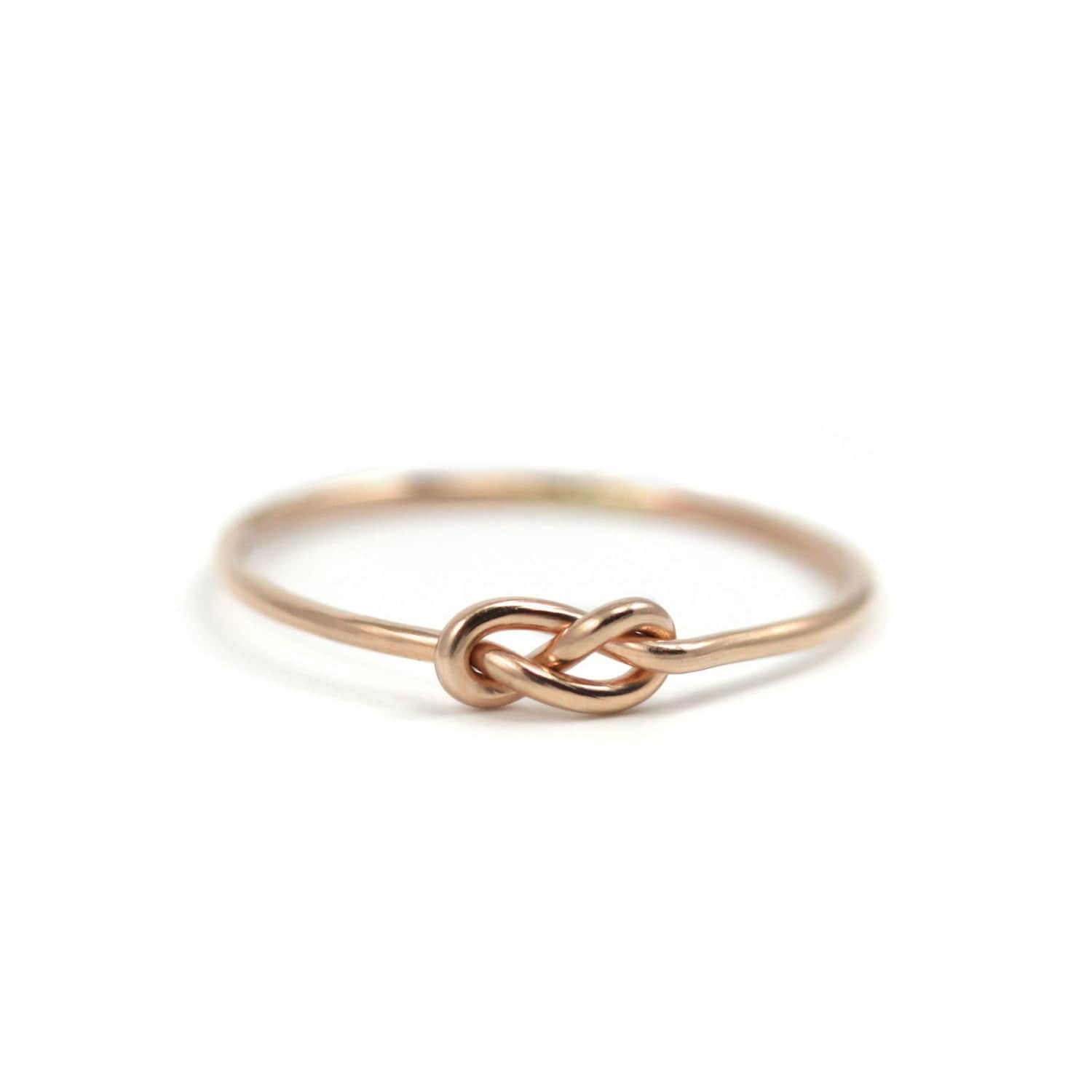 bands twig hawthorn classic band ring infinity rose products gold solid with chupi diamond
