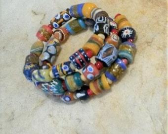 Trade Bead Bracelet