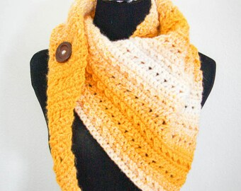 Winter Rays Scarf Crochet Triangle Scarf PATTERN PDF DOWNLOAD