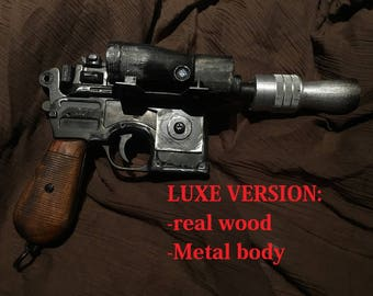 Prop Star Blaster Luke DL - 44 1/1 collection Cosplay