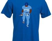"""Bo Jackson Kansas City """"Bat Break"""" T-shirt"""