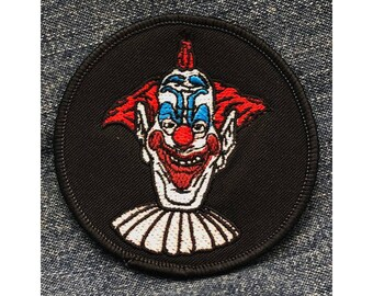 Killer Klown #1 patch horror comedy