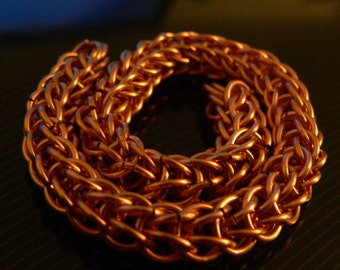 Full Persian - Foxtail Chain-Maille Bracelet