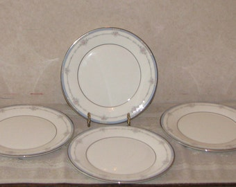 Royal Doulton Suzanne Salad Plates - Lot of 4 - VERY RARE
