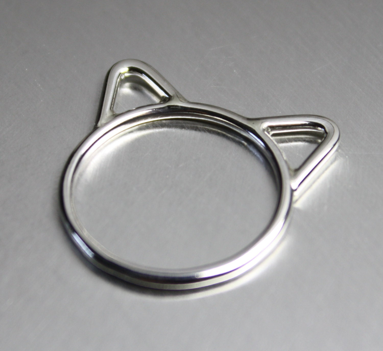 finger for product image jewelry cat women larger plated beautiful view detail silver rings