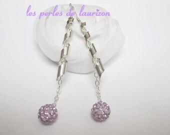 gentle cascade earrings