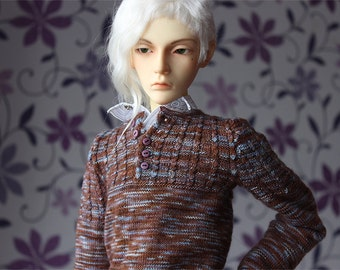 Sweater for SD (70+)body, SD17 BJD male