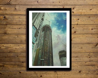 Poster Artistico 50x70cm URBAN 14