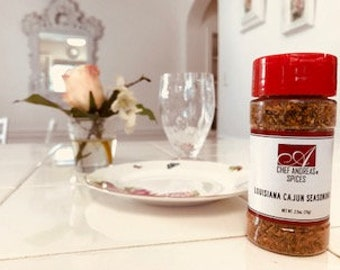 Louisiana Cajun Seasoning 2.5 oz