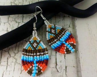Statement Jewelry Dangle earrings Tiny earrings Drop earrings Everyday earrings Boho earrings Small earrings Delicate earrings Dainty