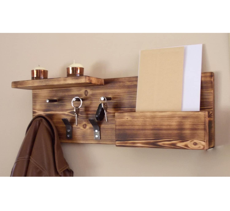 entryway organizer coat hooks key hooks large coat key rack