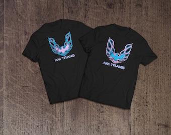 Am Trans Transgender T-shirt