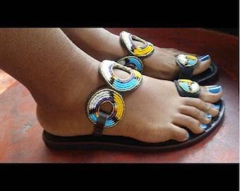 Maasai Miduara Sandals