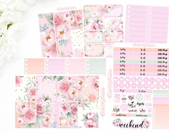 CHARMING | 6 Page Sticker Kit | PREORDER | ECLP Vertical