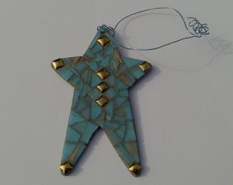 Hanging Star Mosaic