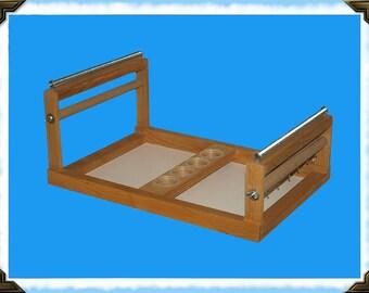 BEAD LOOM! Beading loom! Bead weaving loom! Size: 10x16