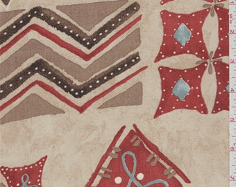 Light Brown Double Georgette, Fabric By The Yard