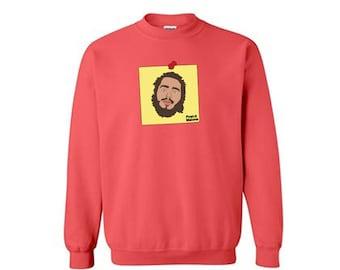 Post it Malone Meme Crewneck Sweater