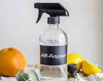 All Natural Cleaning Spray - Vegan Friendly