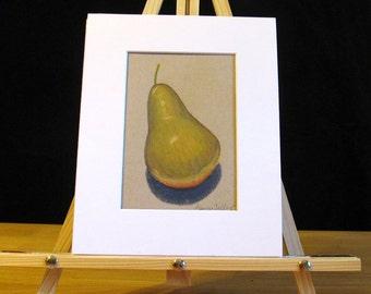 Pear B-Pencil Drawing