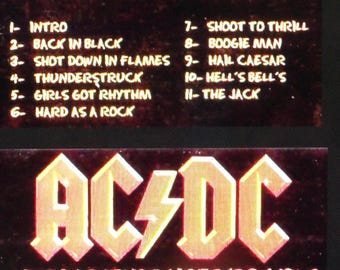AC/DC----10-19-1996 ---Buenos Aires