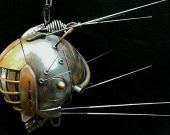 Eyebot replica - handmade prop