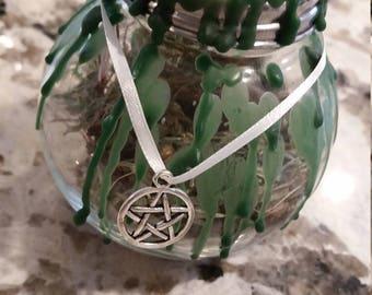Spell jars for manifesting Abundance, Prosperity, and Good luck!