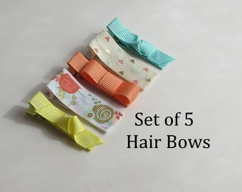 Baby Hair Clips Girls Hair Accessories Toddler Hair Clips for Girls Hair Barrette for Girls Baby Hair Clips Fine Hair Baby Hair Clip No Slip