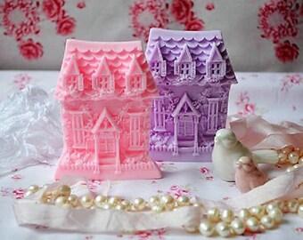 House Soap-Villa Soap-Party Favor-Kids Soap