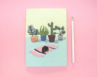 Planter A5 Notebook