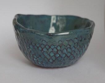 """The bowl """"Blue sea"""""""