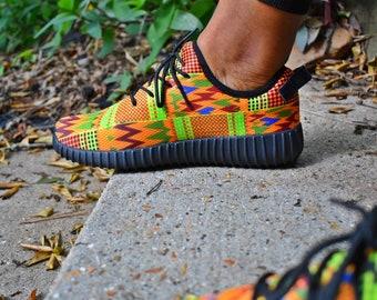Women's Kente Running Shoes